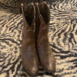Ariat Leather Boots